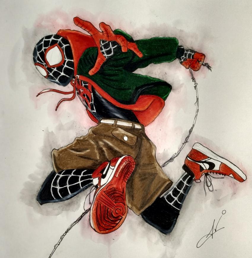 Spider-Man New Generation por Nereaaj
